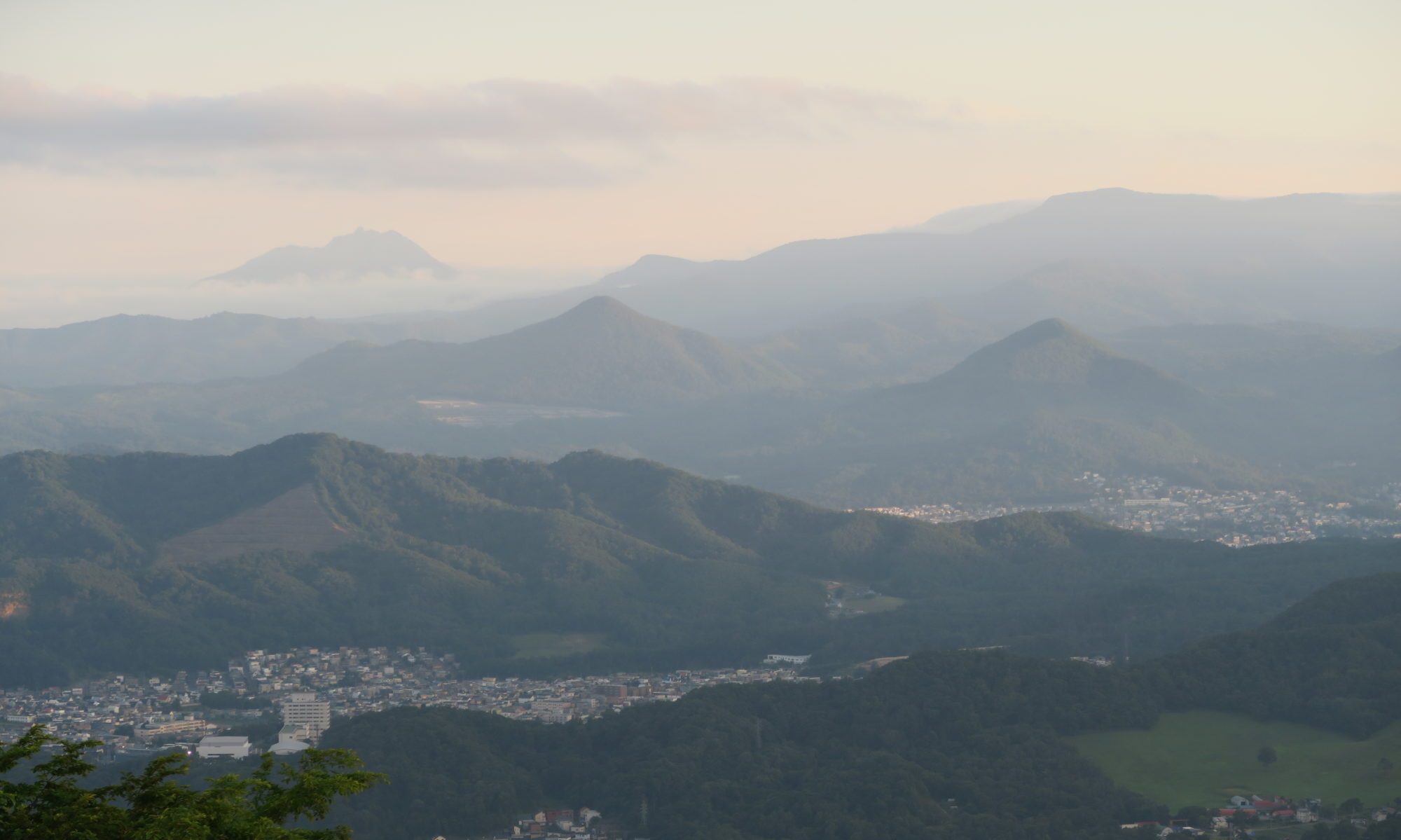 Eric Janson's blog on Life, the Universe, and Bicycling Around Japan